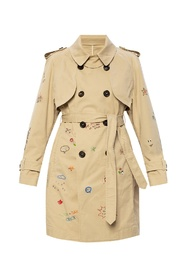 Printed trench
