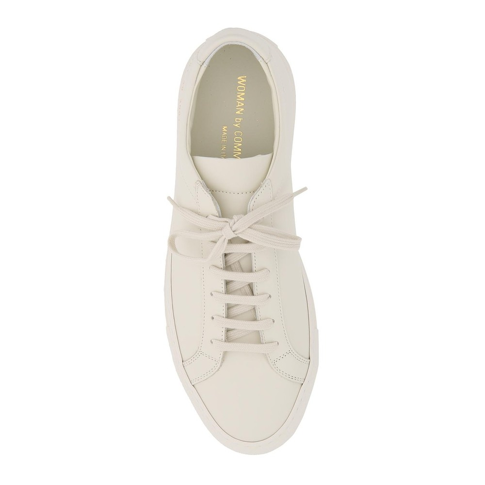 Beige original achilles sneakers | Common Projects | Sneakers | Damenschuhe