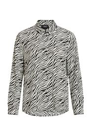 Blouse Zebra patterned