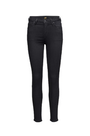 Sort Lee Scarlett High Waist Jeans