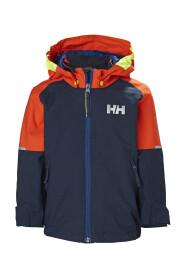 Mørkeblå Helly Hansen K Shelter jakke
