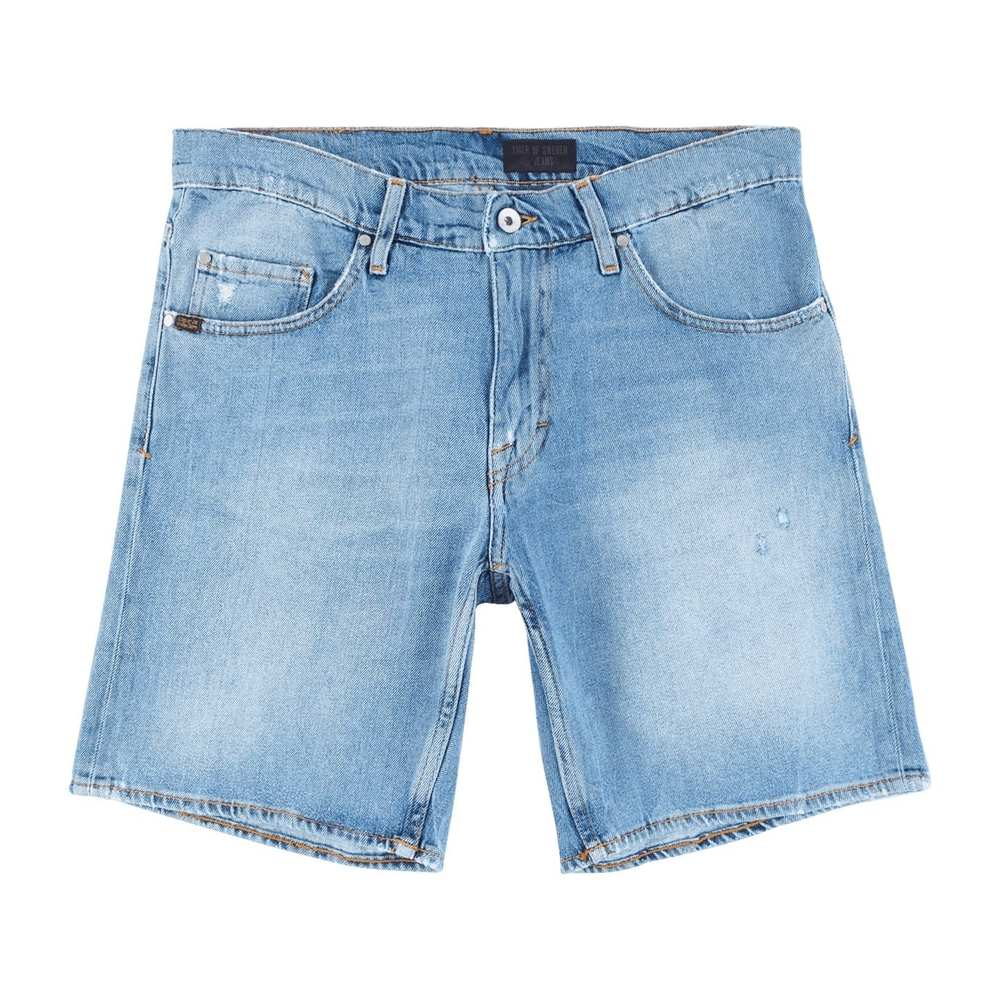 Blue Angus Trooper Shorts  Tiger of Sweden  Shorts