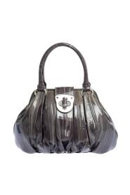 Patent Leather Elvie Satchel