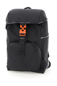 Backpack with multiple pockets