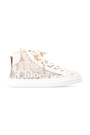 Lauren sneakers with logo