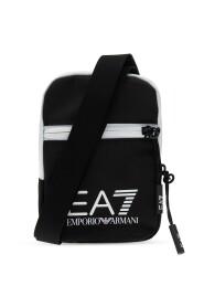 Branded shoulder bag