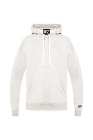 Insulated hoodie with logo