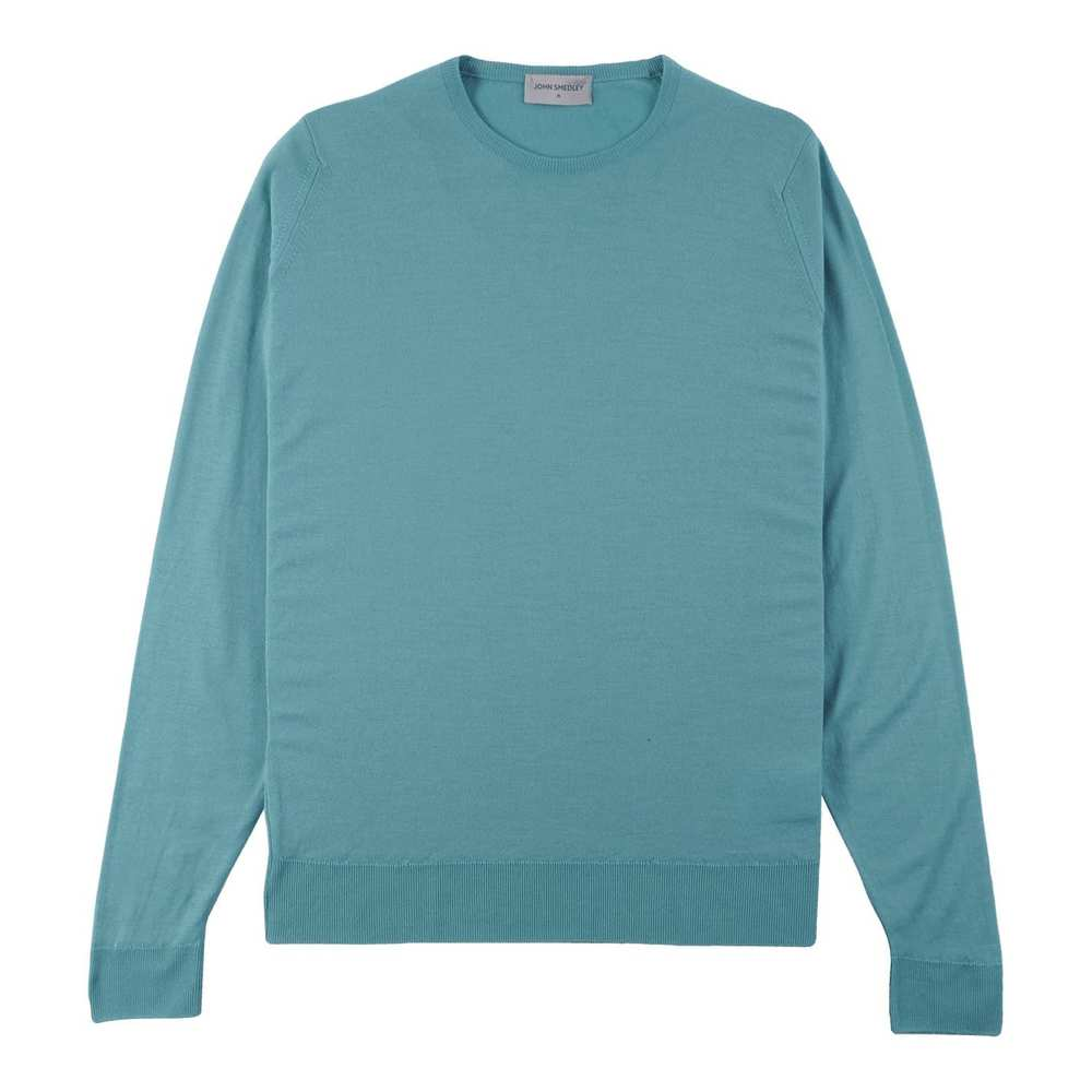 Lundy Pullover CN LS Green
