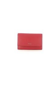 Clutch with chain shoulder strap