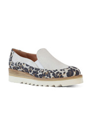 Animal Print Chunky Loafer