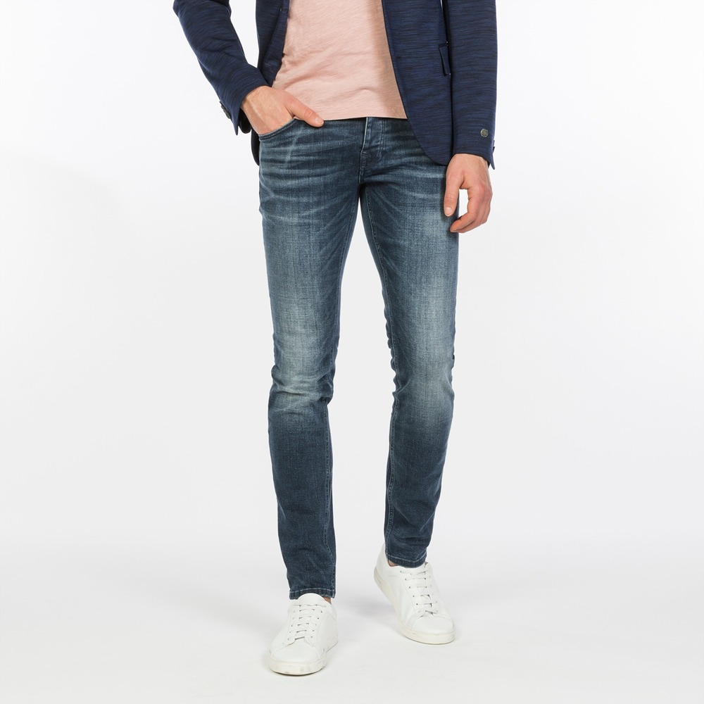 Riser Slim Soft Summer Jeans