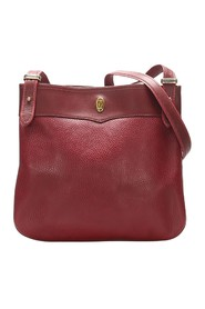 Must de Cartier Leather Crossbody Bag
