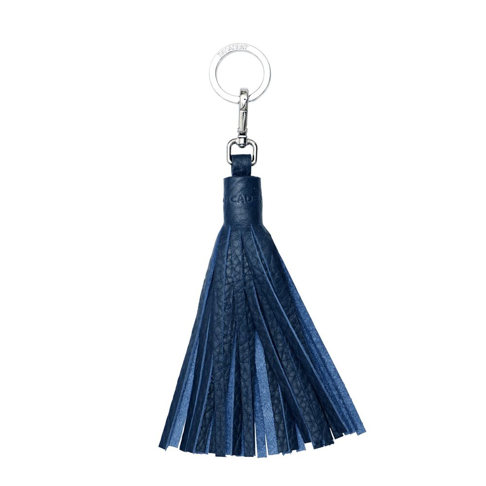 Cassie Tassel with key-ring