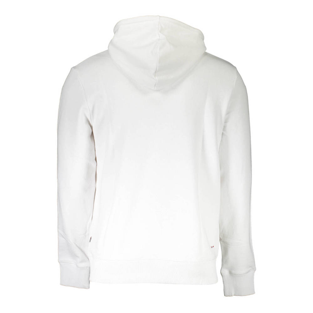 White Trui | Napapijri | Hoodies  sweatvesten | Heren winter kleren
