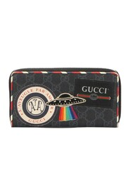 GG Supreme Night Courrier Long Wallet