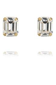 Lydia Stud Earring Crystal Smykker