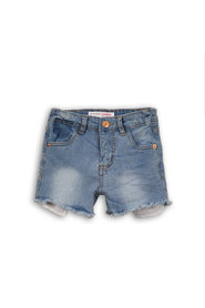 Minoti denim short Beachy07 mid blue
