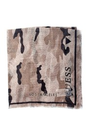 GUESS AM8638VIS03 Scarf Men MILITARY