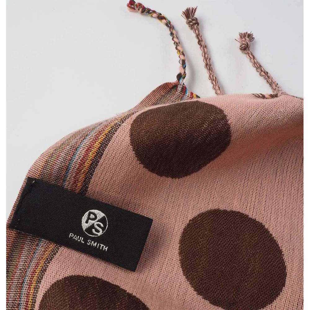 Brown Scarf | PS By Paul Smith | Sjaals | Heren accessoires