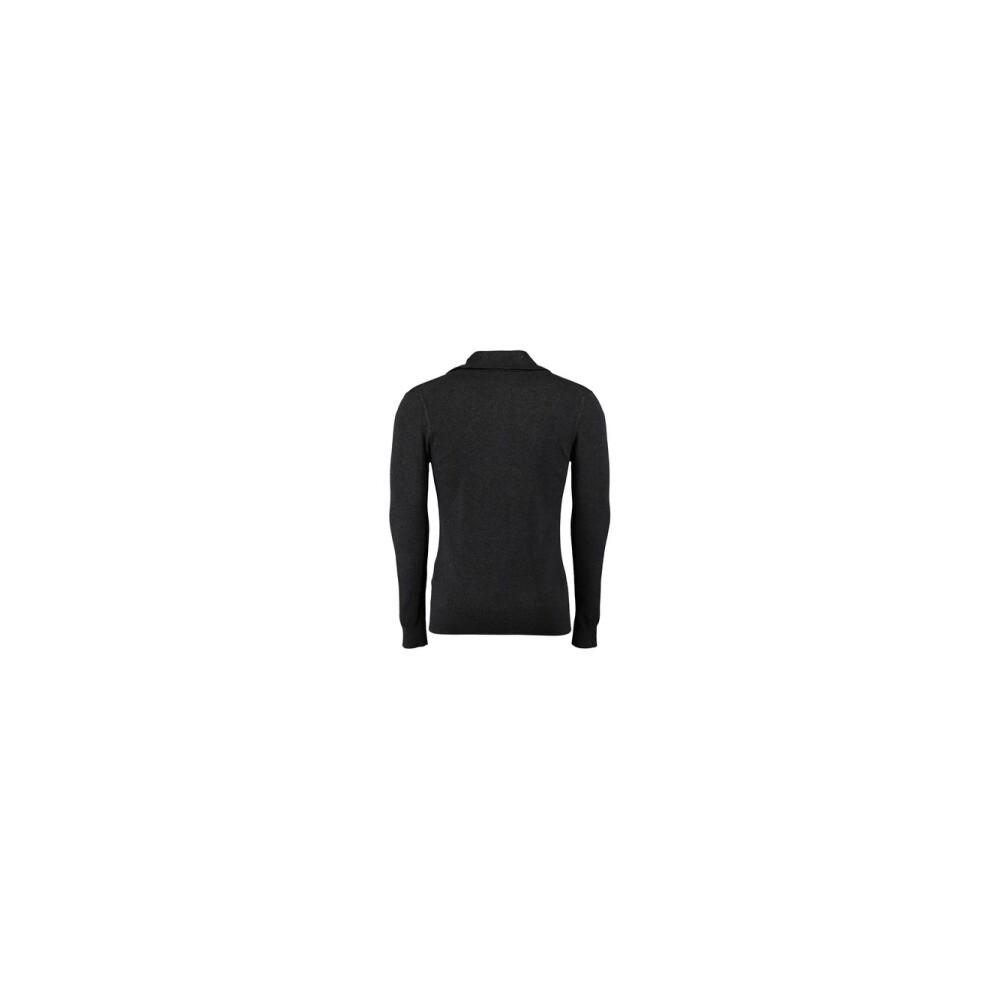 Black  - Trui - MMSW00806 - Grijs | Antony Morato | Hoodies  sweatvesten | Heren winter kleren