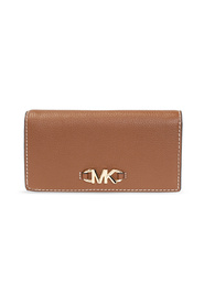 Wallet with logo
