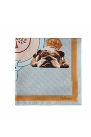 British Bulldogs and Crowns Square Scarf