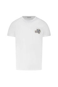 T-Shirt With Logo On Chest