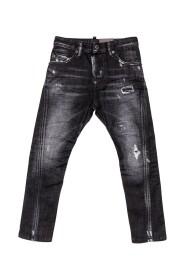 Børn nødstedte Twist Jeans