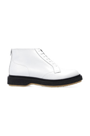 Type 77 leather ankle boots