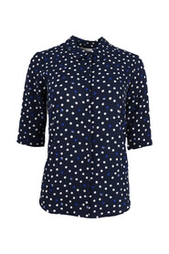 Another Label Blouse D28-419104 BACHE POLKA