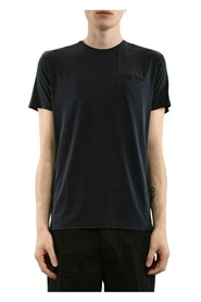 T-shirt in cupro