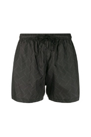 All Over County Swim Shorts