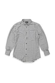 Robbins shirt micro check geyser