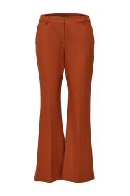 Slfada Cropped Bukse