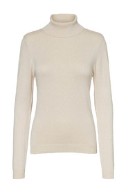 GLORY ROLLNECK BLOUSE