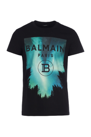 PRINTED RUBBER T-SHIRT