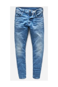 JEANS3301 AZURE STRAIGHT-TAPERED