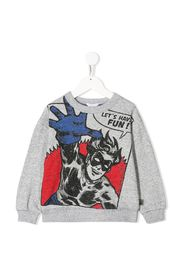 Ride sweatshirt with Comics print