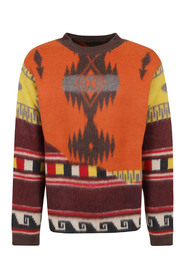 ICON OVER THE ANDES SWEATER