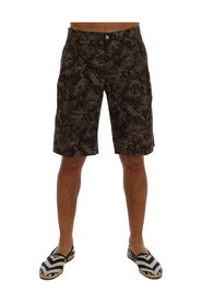 Military Pattern Shorts