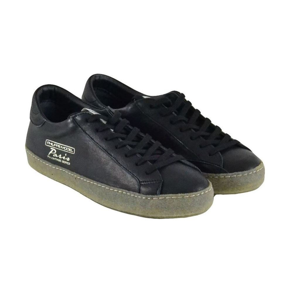 Black sneakers | Philippe Model Paris | Sneakers | Herrenschuhe