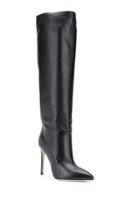 Knee-High Boots in black