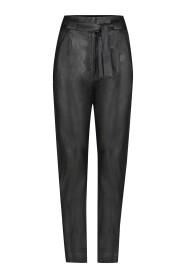 Paula leather pants