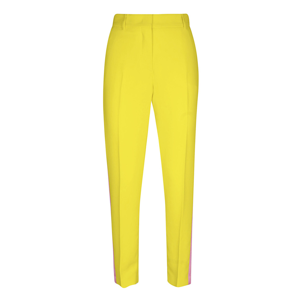 Yellow Trousers  MSGM  Chinosy  Showroom.pl H0YGd