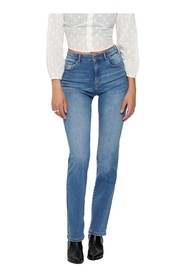ONLY 15198462 NAHLA JEANS Women DENIM LIGHT BLUE