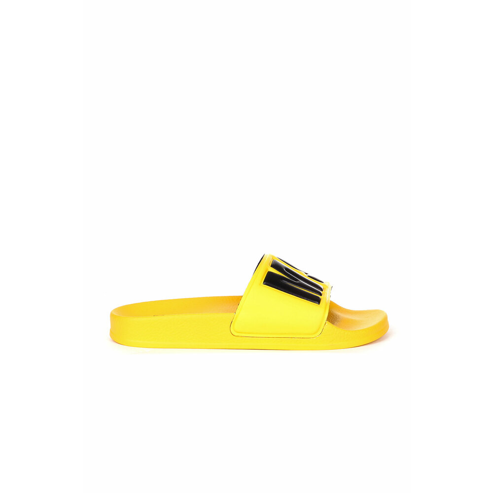 White Sliders  MSGM  Loafers