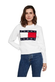 Flag Crew Sweatshirt