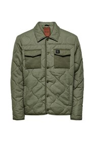 Quilted jacket Detailed