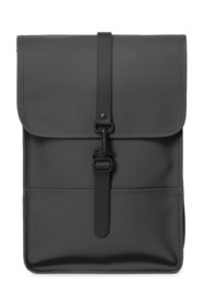 Grå Rains Backpack Mini 1280 Charcoal Bag