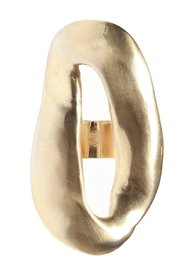 Ring with a cut-out detail